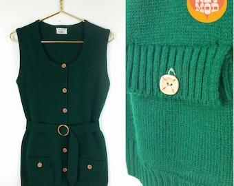 Sweater vest tops   Etsy
