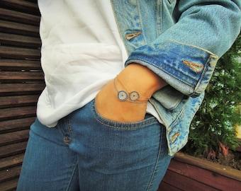 Evil Eye Bracelet - Rhinestone Turkish Evil Eye Bracelet - Protection Bracelet - Good luck bracelet - turquoise jewelry - formal -girlfriend