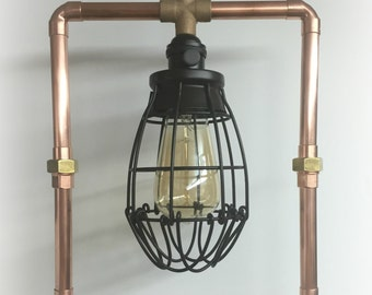 Industrial Hanging Pendant Light  - ON SALE - 50% off retail