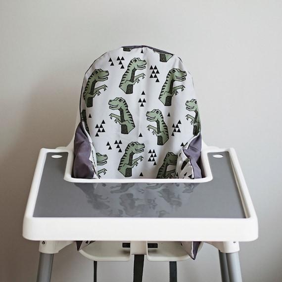 Ikea Antilop Highchair Cover Artichoke By Yeahbabygoods