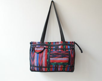 Vintage Guatemalan Bag, Boho Purse