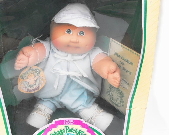 Cabbage patch kids value 1985 71r5098