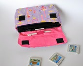 Sailor Moon 3DS / 3DS xL / New 3DS Carrying Case MADE TO ORDER