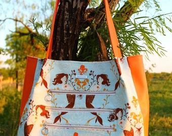 Design Your Own Lantana Shoulder Bag