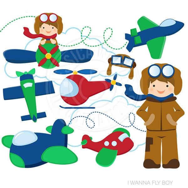 i wanna fly cute digital clip art commercial use ok rh etsy com commercial clip art sites commercial clipart for teachers