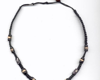 Hemp Necklace Woods