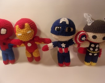 CUSTOM Crochet Dolls - Any Character of your Choice