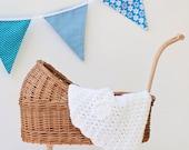 Christening blanket , crochet blanket , crochet baby blanket , white afghan , stroller blanket , baby shower , Baptism blanket