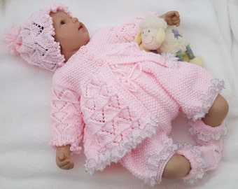 Easy To Knit Afghan Patterns : Knitting Patterns & Hand Knits for Baby by PreciousNewbornKnits