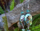 Abalone Ocean Dreams Earrings
