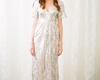 Naomi Starburst sequin Gown
