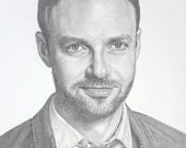 Ross Marquand drawing for Marla