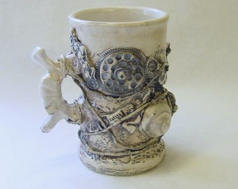 BioIndustrial Baroque Mug
