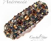 Andromeda Bracelet Tutorial