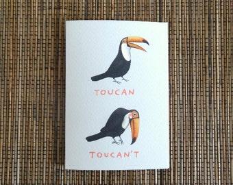 Toucan Toucan't Card