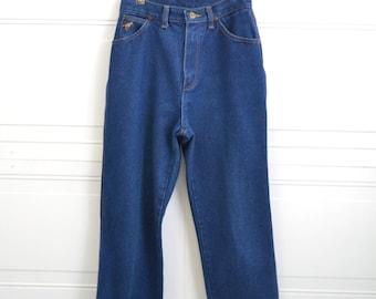 1970s Wrangler No Fault Denim Jeans