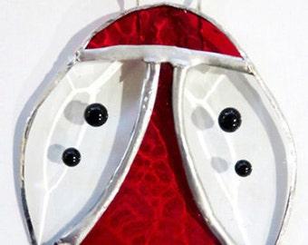 Ladybug - Stained Glass
