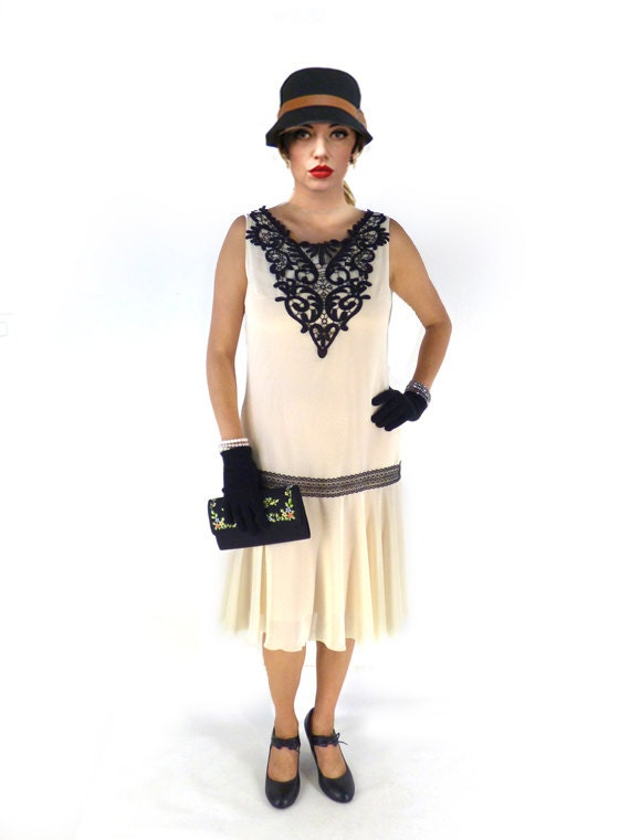 Flapper Dress, Great Gatsby Dress, Flapper Costume, 1920s Dress, 20s ...