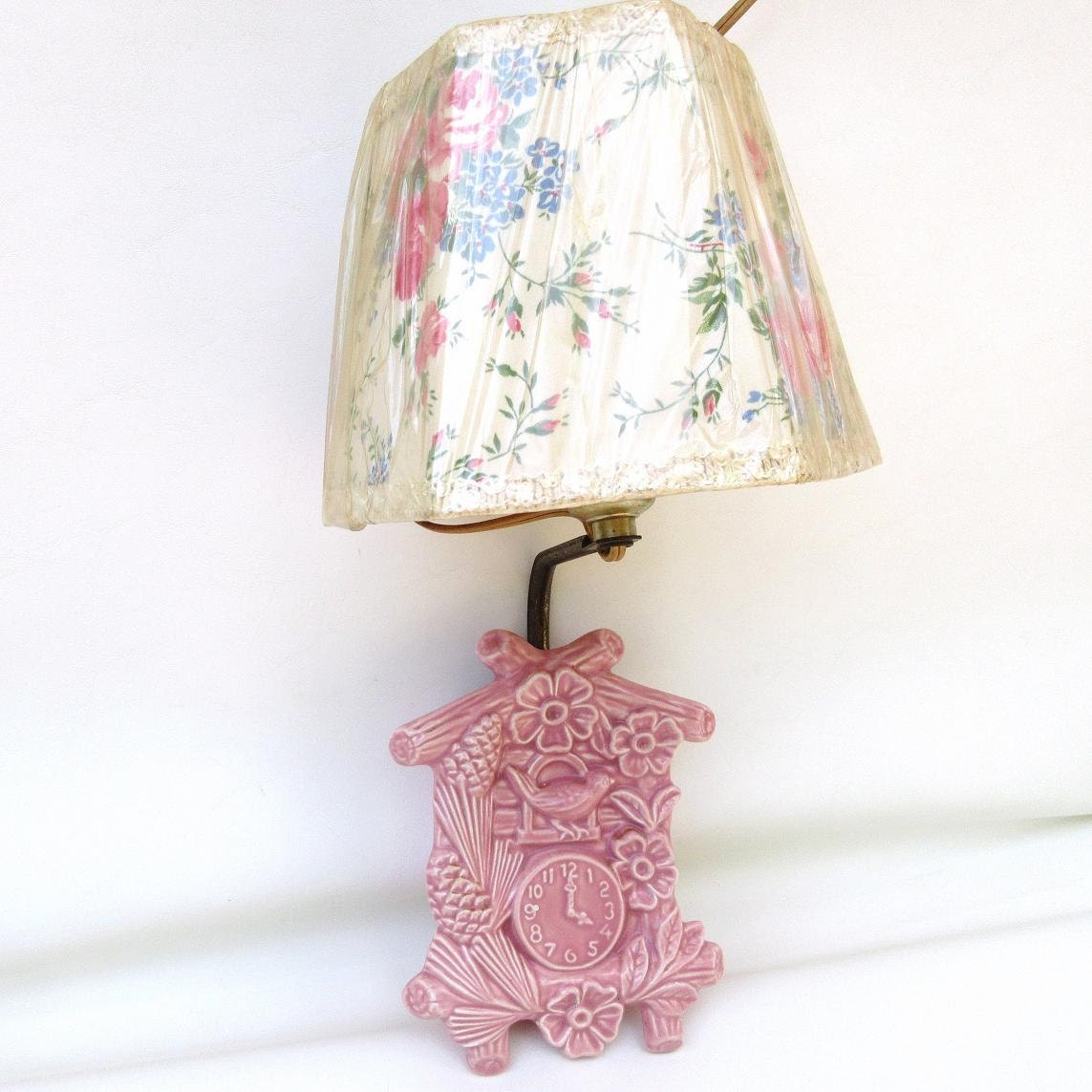 Vintage Sconce Lamp Wall Light Fixture Wall Pocket Nursery