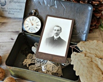 French antiques photography gentleman victorian 1890s 1900s 19th collection shabby chic Belle Epoque french country