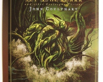 H P Lovecraft's Haunter of the Dark: And Other Grotesque Visions  - Art by John Coulthart - Intro by Alan Moore / Amazing Art Book