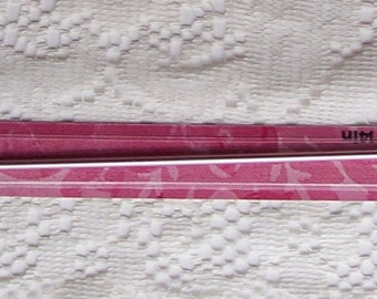Size G Double ended crochet hook