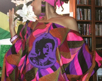 Empress Menen blouse/top PURPLE LOVE