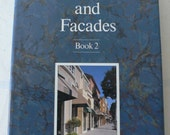 vintage book, Storefronts and Facades, Book 2, commercial design from Diz Has Neat Stuff