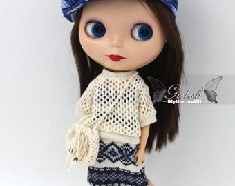 Girlish - Bohemia Set for Blythe doll - dress / outfit