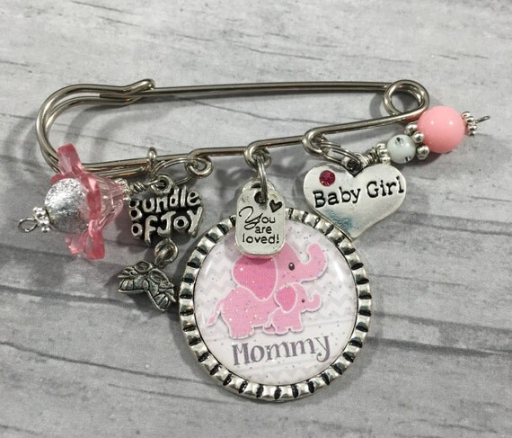 Baby Shower Gifts For Grandma ~ Baby shower corsage grandma to be mommy pin aunt