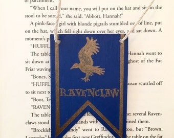 Ravenclaw Room Sign