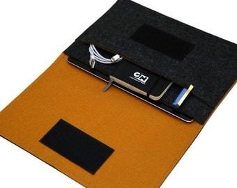 iPad Pro 10.5 inch Case / iPad Pro 12.9 case / iPad air 2 case / iPad Pro 9.7 sleeve / Gift for Husband