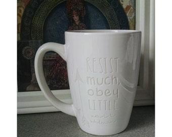 Walt Whitman Quote Mug