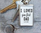 Father Daughter Gift, Parents wedding gift, wedding Favor, Father wedding gift, Custom Dad gifts, Wedding present, Fathers day Gift, Dad