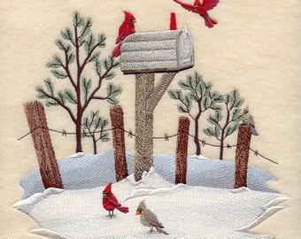 Seasonal Delivery - Winter