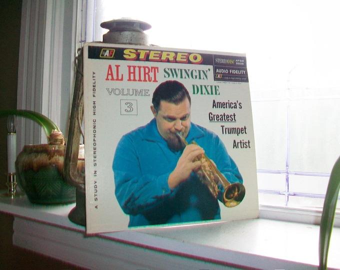 Al Hirt Swingin' Dixie Vintage 1960 LP Record Album AFSD 5926
