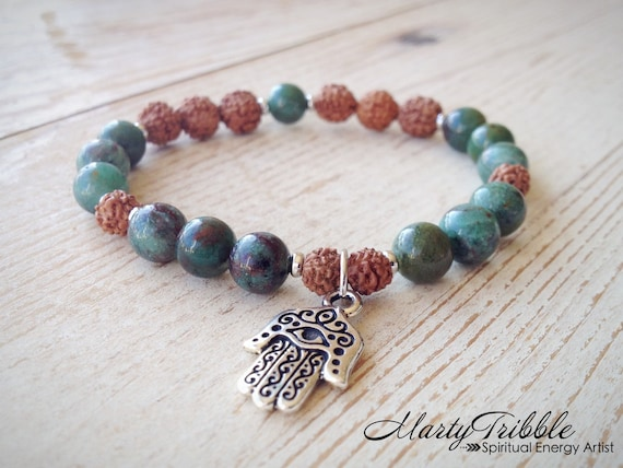 how to wear mala bracelet