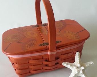 Vintage Decoupage Handbag