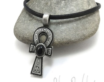 Egyptian Ankh Necklace, Ankh Pendant - Ancient Egyptian Jewelry