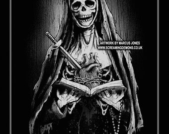 Gothic Repent Nungothic Art Dark By Marcus Jones