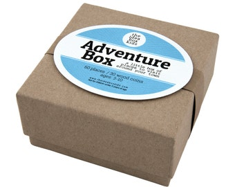 Adventure Box, Travel with Kids, Family Fun Day, Road Trip Ideas, School Vacation Ideas, Family Vacation, Explore with Kids, Moving Gift Kid