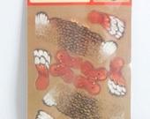 Vtg 1980s Hallmark Honeycomb Turkeys Thanksgiving Sealed Party Favors
