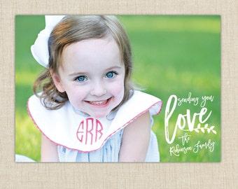Sending You Love. photo valentine cards