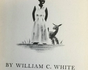 Mouseknees by William C. White, Illustrated by Avery Johnson, Random House, 1939