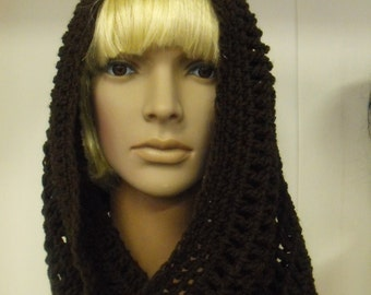 Crocheted Snood / Cowl - Made to Order - 12 Colours to Choose From