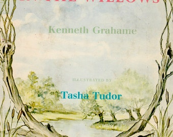 The Wind in the Willows by Kenneth Grahame, illustrated by Tasha Tudor