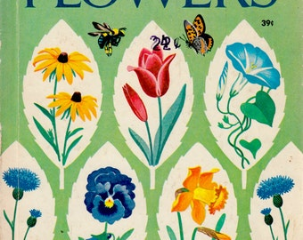 The Wonder Book of Flowers by Cynthia Iliff Koehler