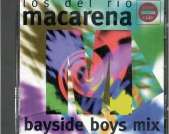 Los Del Rio Macarena--Bayside Boys Mix CD
