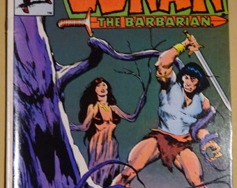 1983 Marvel Comics - Conan the Barbarian - Volume 1, #148 in Near Mint Condition - July 1983