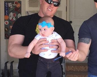 Baby girl headbands, CHOOSE COLOR, baby girl, small baby headband, headbands, baby headbands bow, baby girl headbands, headband baby, infant